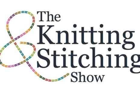The Knitting and Stitching Show - Entry to at The Knitting and Stitching Show  - Save 23%
