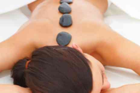 The Health & Beauty Centre - 1 hour Hot Stone Massage  - Save 65%