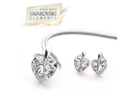 Z Marketing House - Crystal Heart Set - Save 50%