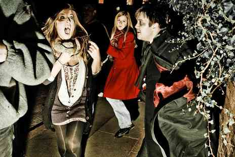 Shiverpool - Two tickets to Guardian Rated Liverpool Ghost Tour - Save 57%