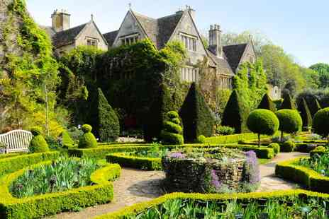 Abbey House Gardens - Entry to Abbey House Gardens for Two - Save 50%