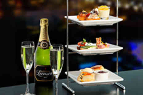 Skylounge - Champagne Afternoon Tea for Two  - Save 60%