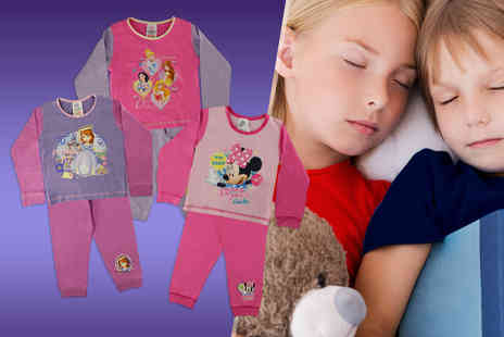 Fancy Suits - Choice of kids cartoon pyjamas including Spiderman  Minnie Mouse & more - Save 50%