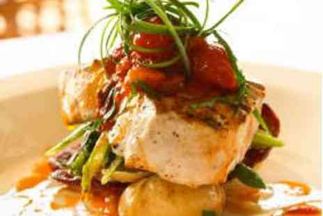 Taps Bar - Three Course Meal for Two with Wine or Beer - Save 54%