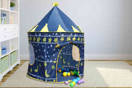 Rock a by Baby  - Magical pop up play tent - Save 70%