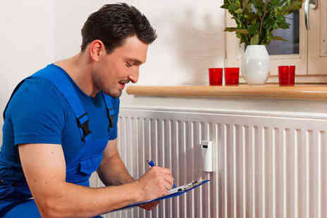 Wicks Plumbing and Heating - Full Boiler Service - Save 60%