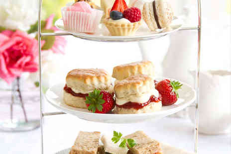 Woodborough Hall - Sparkling Afternoon Tea for Two - Save 39%
