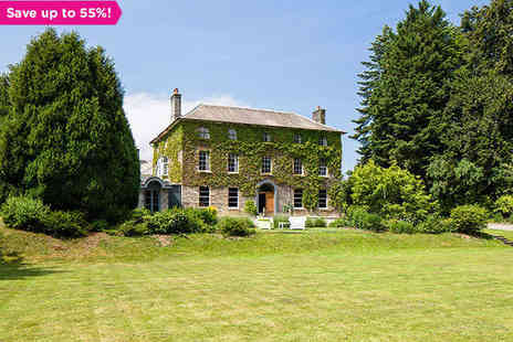Hammet House - Gourmet Dining in a Chic Country House - Save 55%