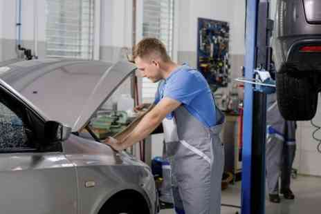 Cathedral Autocentre - Car Service With Oil and Filter Change - Save 76%