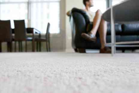 Axis Cleaning - Carpet Cleaning For Two Rooms - Save 71%