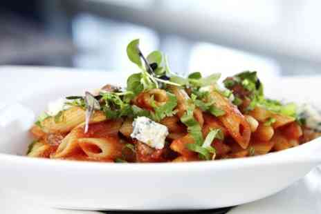 Mangiamo - Lunch For Two - Save 50%