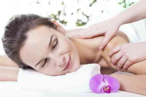 Eden Beauty - Back Massage Plus Facial - Save 52%