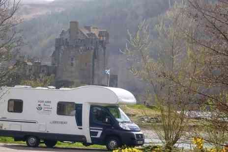 Bonny Scotland Campers - Campervan Hire For Three Nights  - Save 50%