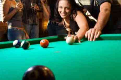 Allsports Academy - Two Hours of Pool with Beer - Save 54%