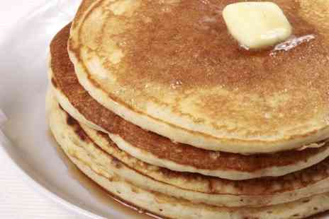 Iron Horse Ranch House - Pancakes or Waffle With Milkshake For Two  - Save 63%