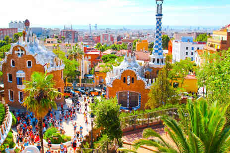 Blue Sea Holidays - Two Night Barcelona Break with Christmas Market Dates Option - Save 45%