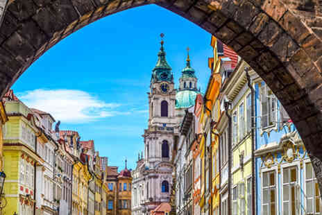 Blue Sea Holidays - Two Night Break in Prague - Save 41%