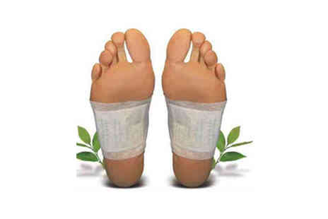 ASO Celebs - Absorbent Detox Foot Patches - Save 52%