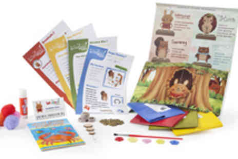Weekend Box - Weekend Activity Boxes for Children Aged Four - Save 53%