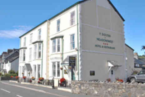 The Meadowsweet Hotel - Two Night Snowdonia Getaway for Two - Save 48%