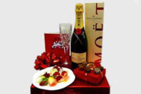 Flavours of Galloway - Vintage Moet et Chandon Valentines Gift Box - Save 53%