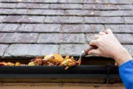Pure H20 Cleaning - Full house professional gutter clean - Save 50%