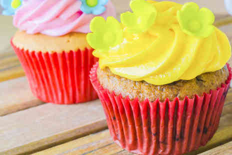 Kids Toy Cupboard - Cupcake Masterclass for One - Save 64%