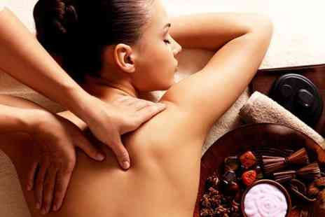 Amiika Spa - One Hour Full Body Massage  - Save 50%