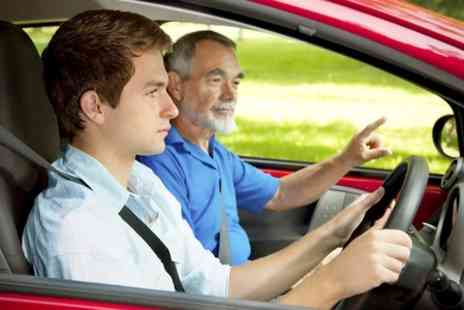 2Drive - Four Hours of Driving Lessons - Save 82%
