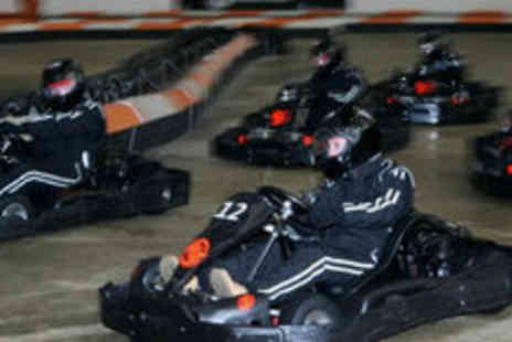 F1K - Super Grand Prix Indoor Go Karting - Save 60%