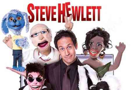 Lanark Memorial Hall - Steve Hewlett Ventriloquist Show For Two - Save 50%