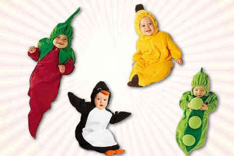 Online Gift Store - Baby Sleeping Bag in Four Designs - Save 50%