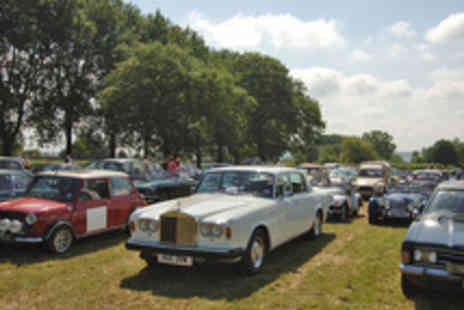 Bristol Classic Car Show - Tickets to the Classic Vehicle Restoration Show - Save 50%