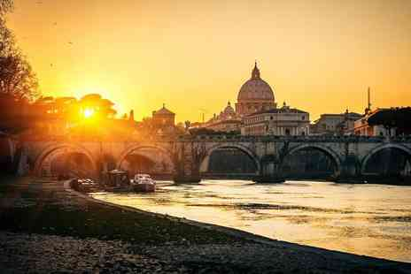 ClearSky Holidays - Two night Rome break including flights - Save 22%