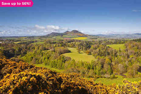 The George and Abbotsford Hotel - History and Scenery in the Scottish Borders - Save 56%