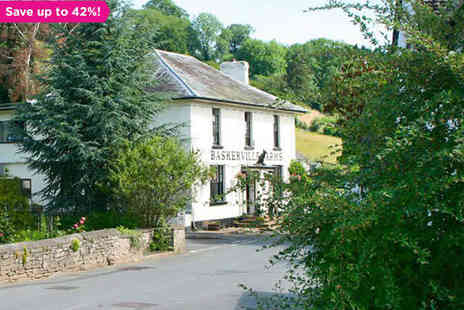 The Baskerville Arms Hotel - Explore the Beautiful Brecon Beacons - Save 42%
