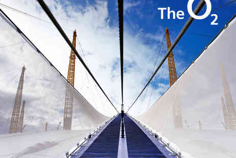 Up at The O2 - O2 Climb Experience - Save 50%