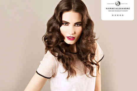 Pierre Alexandre - Haircut, Blow Dry, Conditioning Treatment and Head Massage - Save 52%