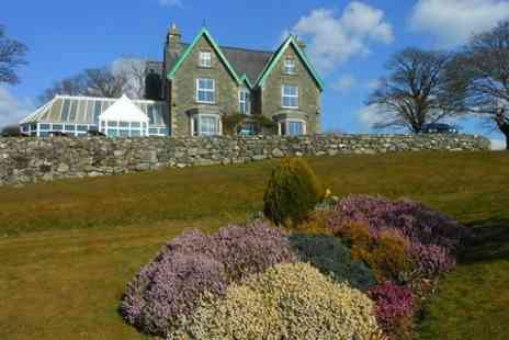 Hotel Ael Y Bryn - One Night stay For Two With Breakfast and Dinner - Save 51%