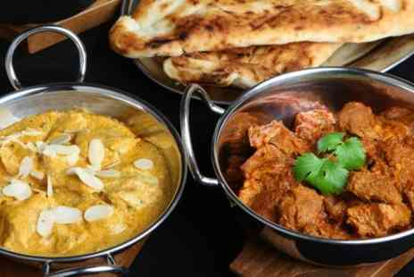 Maya Bar and Restaurant - Two Course Indian Meal With Beer For Two  - Save 50%