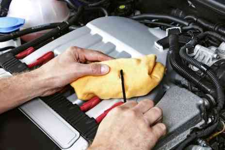 Euro Motor Servicing - MOT Test and Interim Service With Diagnostic Check  - Save 68%