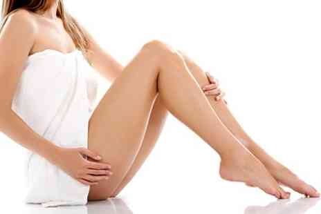 Flitz Herbal and Holistic Centre - Three Sessions of IPL Hair Removal - Save 82%