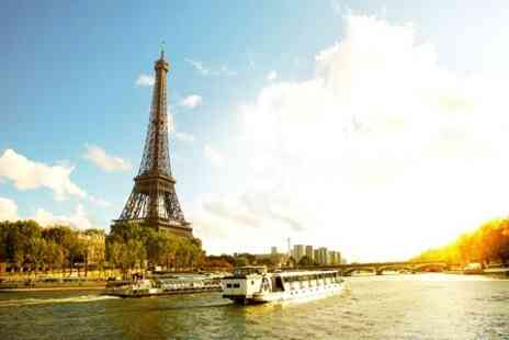 Weekender Breaks - Day Trip With Eurostar Ticket and Cruise - Save 51%