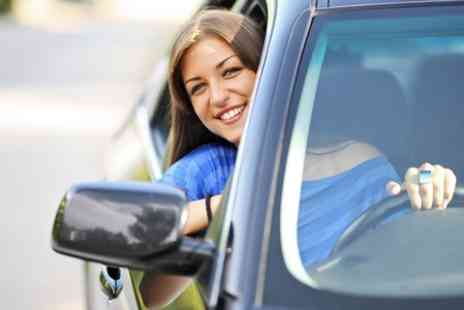 The Premier School of Motoring - One Hour Motoring Lessons  - Save 77%