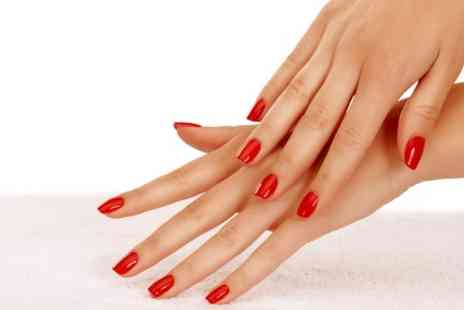 Belle Beaute - Gel Manicure or Pedicure - Save 50%