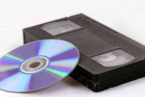 printingwales - VHS to DVD Transfer - Save 53%