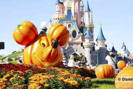 Greatdays Holidays - Two Nights Disney Hotel stay With 2 Pride Parties and 2 Day Park Ticket  - Save 50%