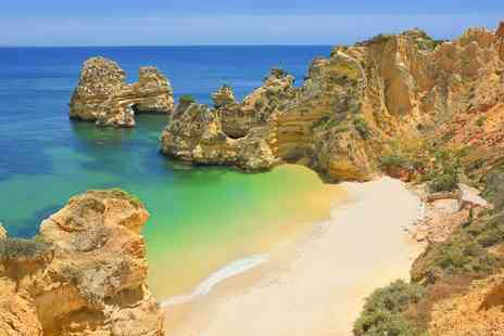 Hotel Topazio - Seven nights stay in Portugal including return flights - Save 33%
