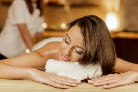 Hilton Hotel - Spa day with bubbly at the luxurious  - Save 58%