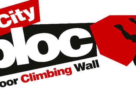 City Bloc  -  Rock climbing taster session  - Save 58%